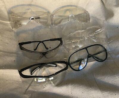 Lab Safety Goggles Assortment 6 Pcs