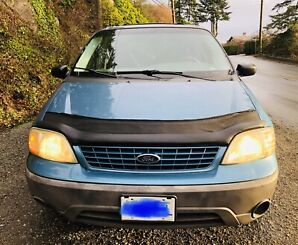 Low Kms! Best Price! 2002 Ford Windstar LX