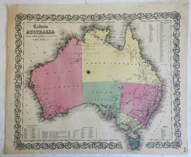 Australia New South Wales Van Diemen