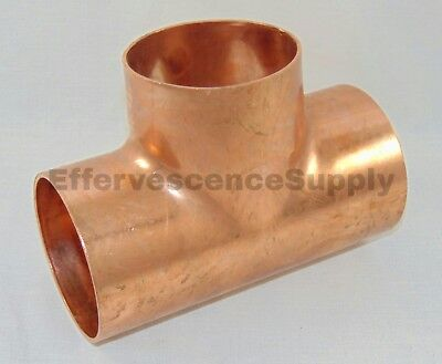 Mueller 1-12 Copper Tee Wrot Copper C X C X C