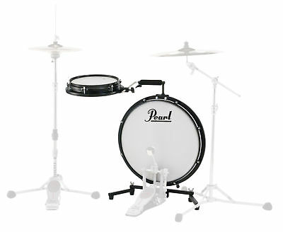 Pearl Compact Traveler 2pc Drum Set - PCTK1810 ()