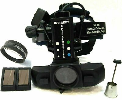 Rechargeable Binocular Indirect Ophthalmoscope Bio With 20d Lens