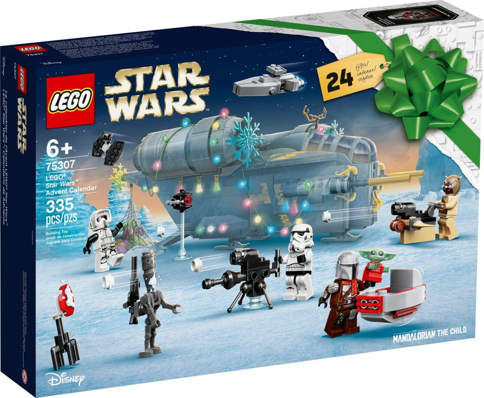 LEGO® STAR WARS™  75307  LEGO® Star Wars™ Adventskalender 2021 NEU & OVP