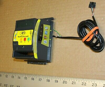 Mars Mei Easichoice 4in1 Vending Machine Credit Card Reader Part No. 250067297