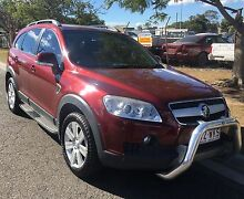 Moving overseas 2007 HOLDEN CAPTIVA 4x4 6 month rego Forest Lake Brisbane South West Preview