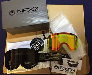 Dragon NFX2 Ski / Snowboard Goggles. Tomcat. Beenleigh Logan Area Preview