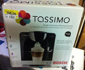 Brand new in box Tassimo T55