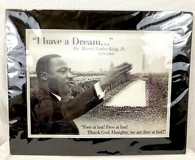 FREE SHIPPING MARTIN LUTHER KING # 68-50048   LW3 W FAMOUS PEOPLE POSTER