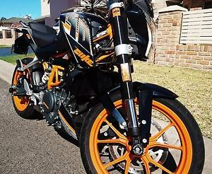 KTM DUKE 390 2015 - Very low KM's + Learner Approved Riverwood Canterbury Area Preview