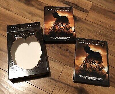 Batman Begins DVD  2008  Limited Edition Gift Set