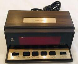 SEARS Vintage Digital Alarm Clock 47196 New open box.