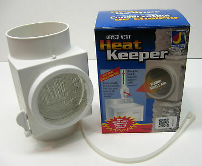 Dundas Jafine CHK100ZW Heat Keeper Kit With 2 Clamps