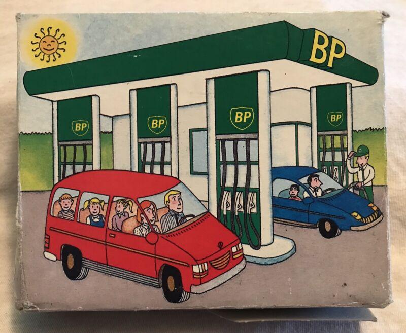 1990 BP Gasoline Winnie The Pooh Book Set Advertising Hardcover Vtg Italy Box