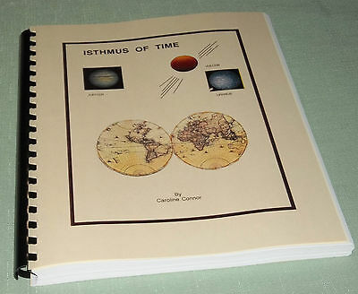 Isthmus Of Time book History Of The Earth  - $19.95