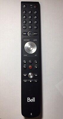BELL FIbe TV 80730 Slim Remote Control Genuine Digital Satellite Dish for sale  Shipping to India