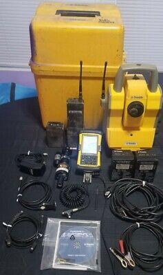 Trimble 5600 Series 5603 Dr200 Robotic Survey Total Station Wnomad Lm80
