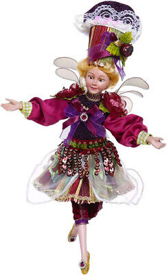 "[Mark Roberts Fairies - Dreams of Sugar Plums Fairy 51-05820 Small 11.5"" Figure</Title]"