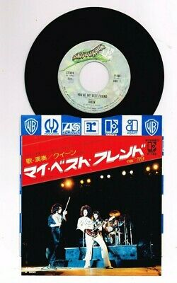 "QUEEN ""YOU´RE MY BEST FRIEND"" JAPAN  7"" RARE segunda mano  Barcelona"