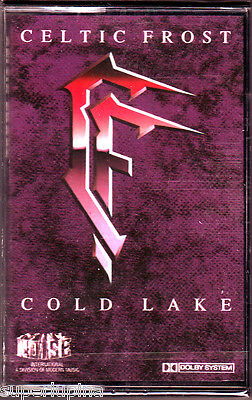 Celtic Frost - Cold Lake - Cassette New and Never Opened. First Edition Germany