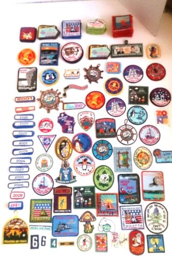 Lot of 260 Mixed Girl Scouts Badges Patches all are NEW