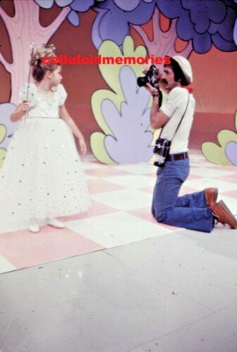 Original 35mm Slide Sonny & Cher Show Sonny Bono & Chastity 1976 # 1