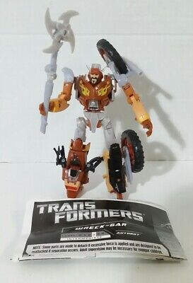 Transformers WRECK-GAR Generations Classics Deluxe Class figure anniversary