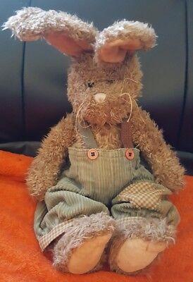 Easter Bearington Bears Cocoa Bunny (420187) RETIRED 2001 Rick and Chick Plush