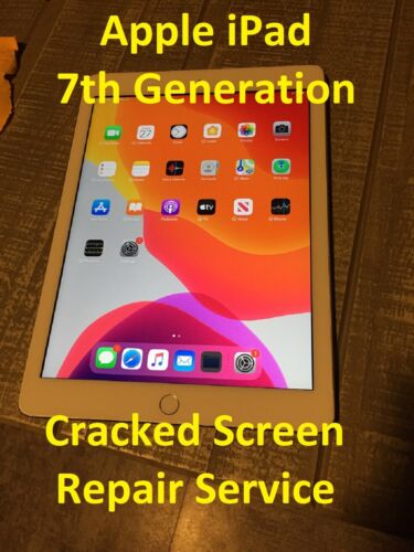 Apple Ipad 7th Generation 2019 Digitizer Screen Repair Service