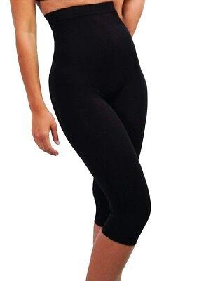 Rhonda Shear Seamless High Waist Capri Leggings Style R1387