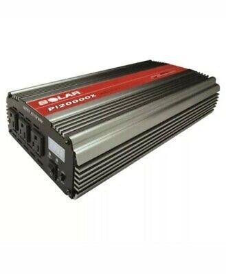 SOLAR 2000 Watt Power Inverter Solar SOLPI20000X
