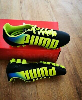 Puma football Evospeed 4.2 size 3.5 uk