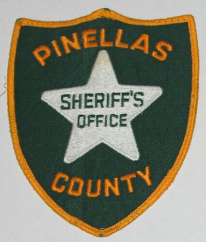 Older PIMELLAS COUNTY SHERIFF