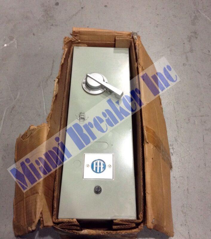 A30B4813 ITE Motor Control Combination Starter 3 Pole 30 Amp 480V NEMA 1 (New)