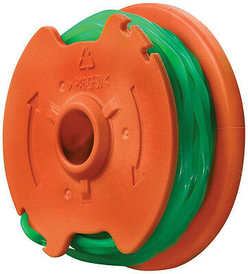 WORX WA0014 Grass Trimmer & Edger Spool Replacement Line for WG168,WG190 & WG191