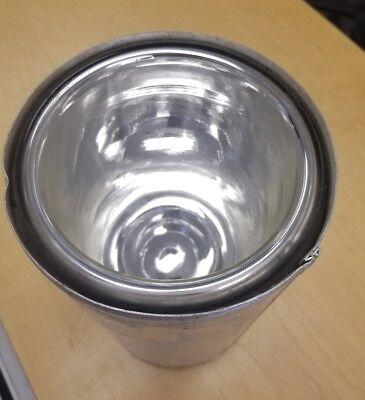 Liquid Nitrogen Ln Container Dewar Mesh 1.5l 1500ml Wide Cryo Dry