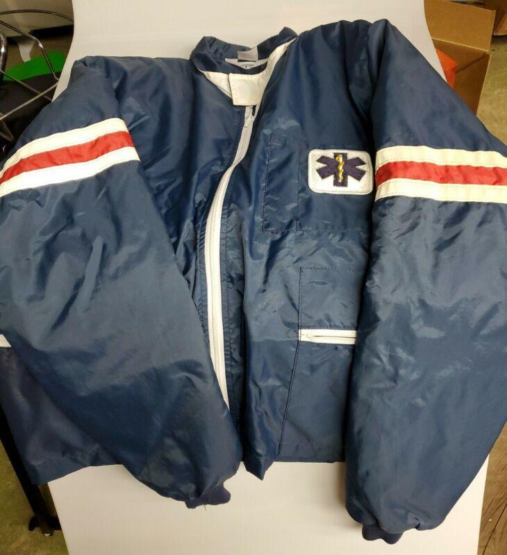 Vintage Paramedic Jacket Dyna Med Size M