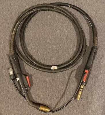 Miller Radnor Pro 250 Mig Gmaw Flux-cored Gas-shielded Fcaw Gun