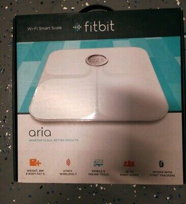 Fitbit Aria Wi-Fi Smart Scale - White (Fitbit Aria Wi Fi Smart Scale White)