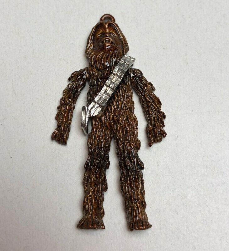 Star Wars Vintage Chewbacca Pendant 1977