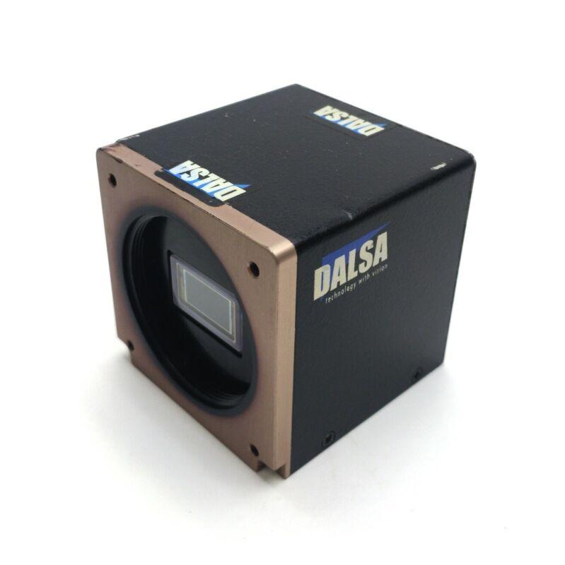 Dalsa DS-24-02M30 Machine Vision Camera 2MP 1920x1080@30FPS M42x1 Lens 12-24VDC