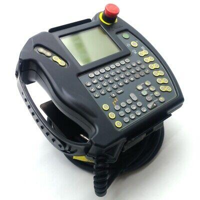 Staubli Sp1 D21139902 Cs8 Manual Robot Controlteach Pendant With Holder