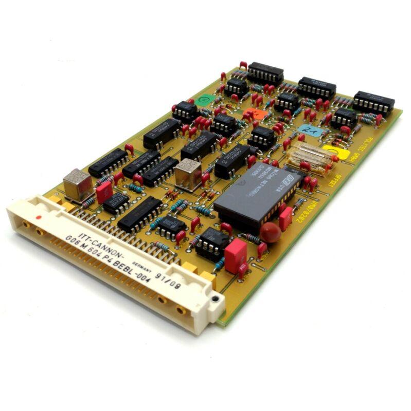 Polytec VM301-6000e Laser Vibrometer PLL Velocity Decoder Board, OVD-01