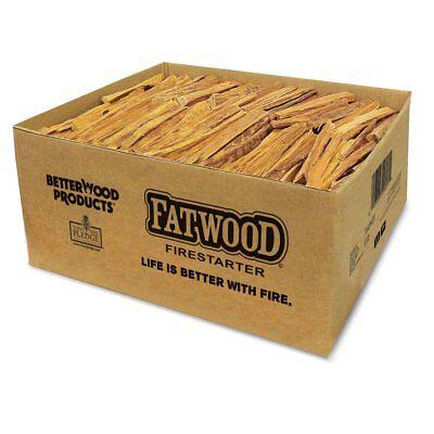 Fatwood Firestarter 9951 1 25 Cubic Feet Fatwood for Firepla