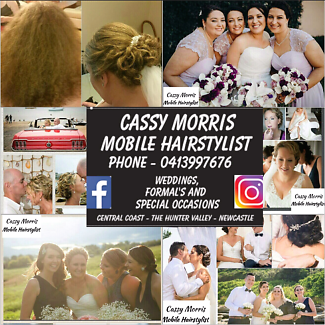 CASSY MORRIS MOBILE HAIRSTYLIST