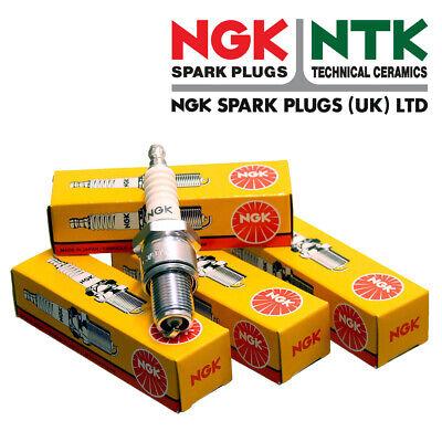 4 X CR9EK NGK Candele Accensione Nuovo Originale Azione Numero 4548