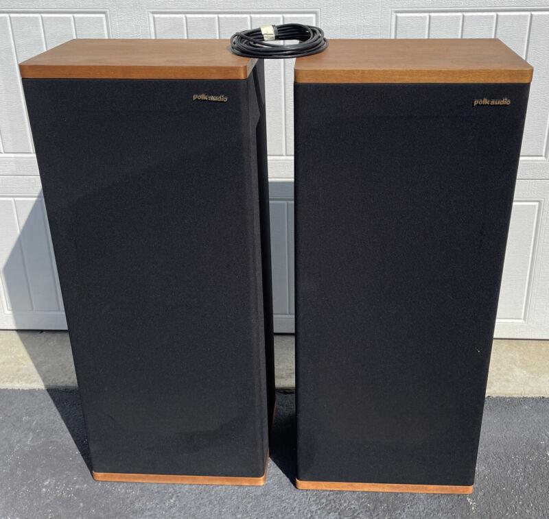 Polk Audio SDA-2 Stereo Dimensional Array Speakers Excellent!