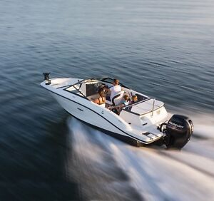 2019 Sea Ray SPO190 150XL 4S EFI
