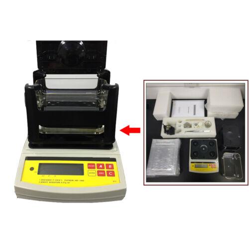 Gold Purity Tester Density Tester Gold Karat Densitometer 2000g Maximum weight