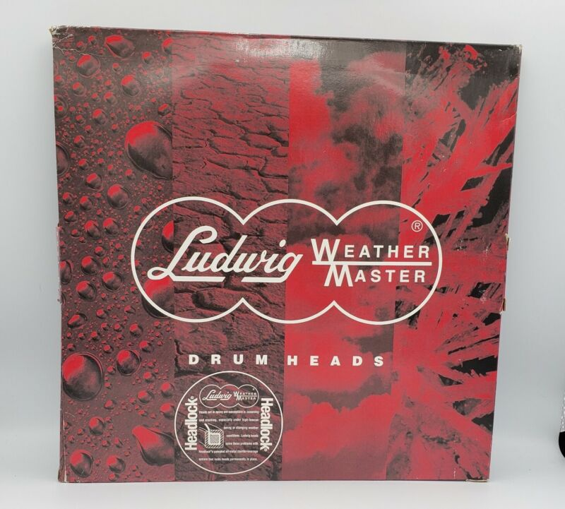 Ludwig weathermaster Drum heads LW6114