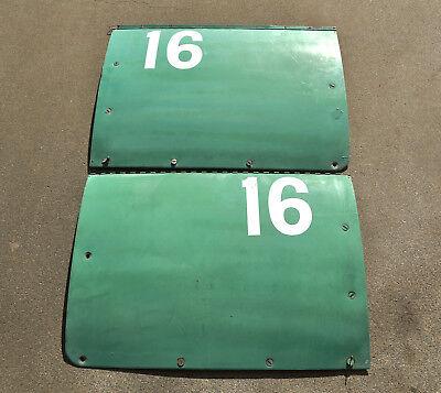 BOEING STEARMAN  PT17 PT13D N2S FUSALAGE INSPECTION SIDE PANELS